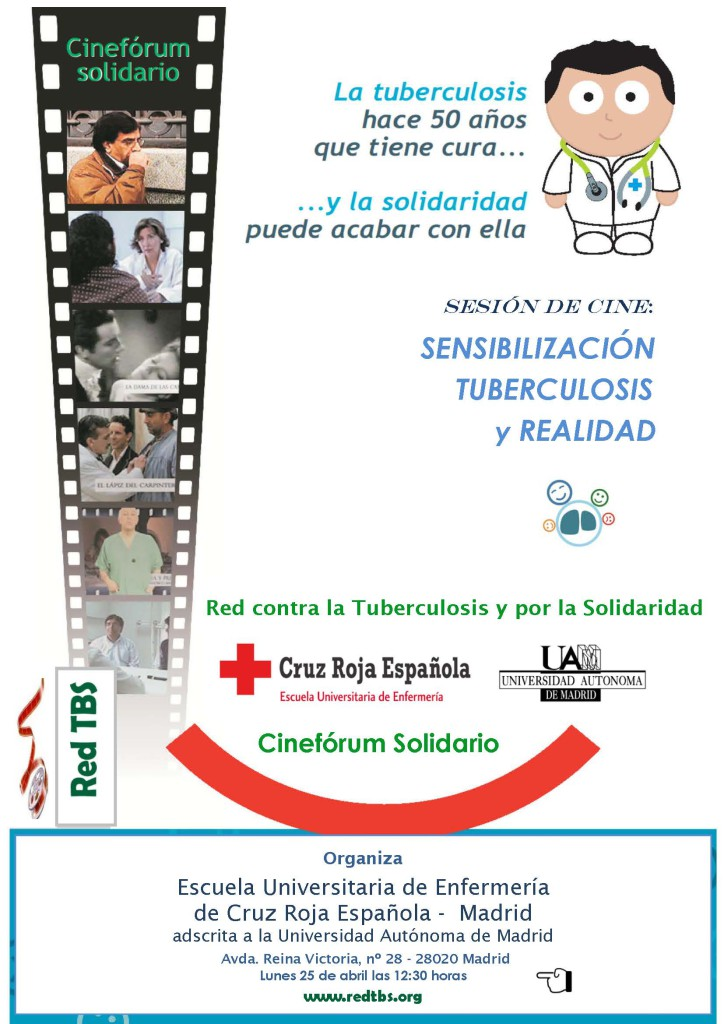 cinefórum abril