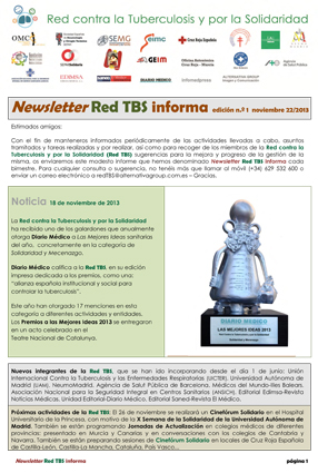 Red TBS informa